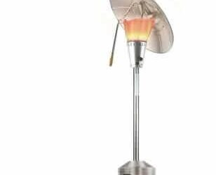 Bezpieczne w użyciu parasole grzewcze do gastronomii